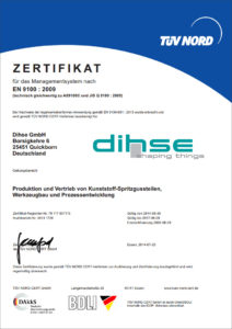 Zertifizierter Spritzguss Hersteller