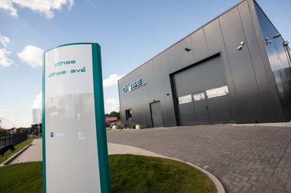 Halle der Dihse GmbH – Spritzguss Hersteller seit 1978