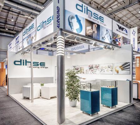 Dihse At The Aircraft Interiors Expo 2017 Dihse