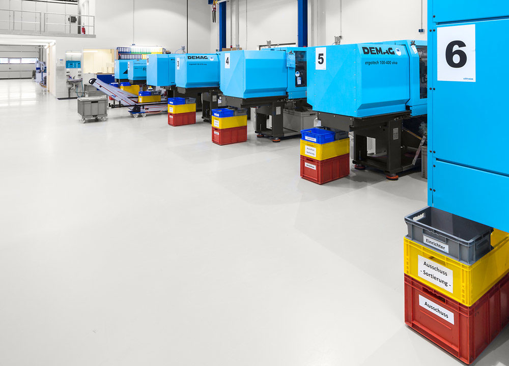 Dihse | Injection Molding Manufacturer even for small batches