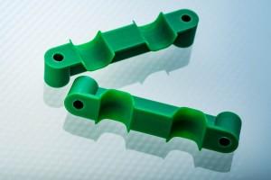 Clamp-block Kunststoff-Spritzguss