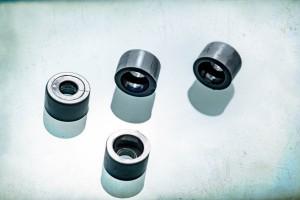 Isolierhülse, Spritzguss-Herstellung
